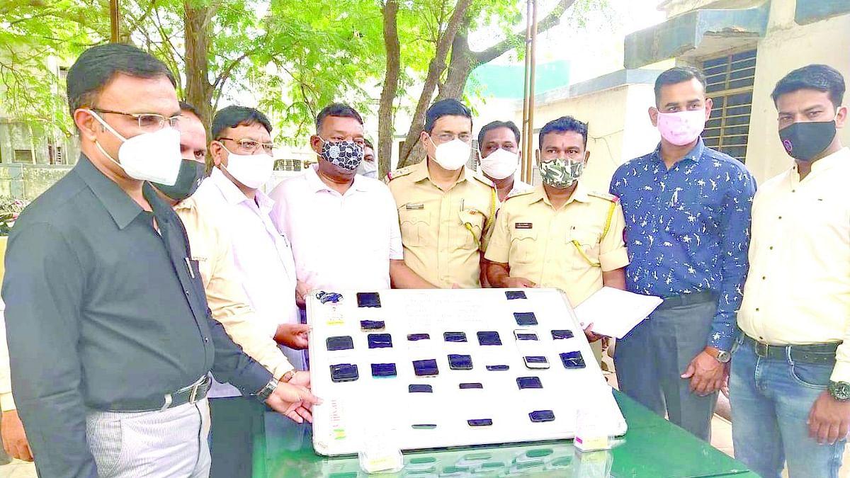 जिल्ह्यात रेमडेसिविरचा काळा बाजार करणारे 14 जण जेरबंद