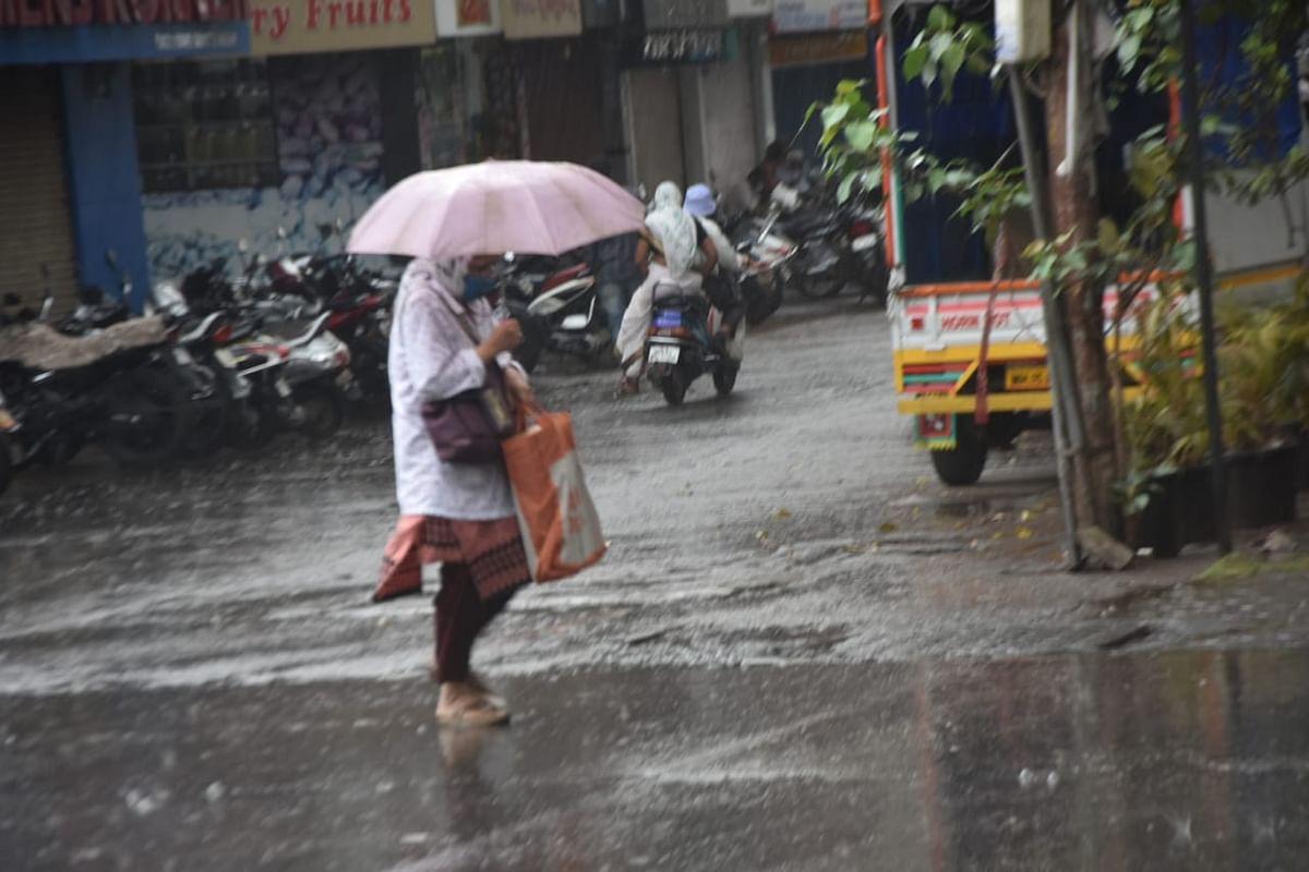 Photo Story : नाशिकमध्ये अवकाळी पाऊस : शेतमालाचे नुकसान, बळीराजा संकटात