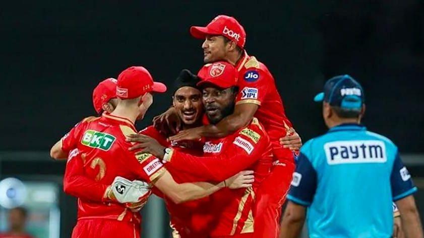IPL 2021 : पंजाबचा राजस्थानवर चार धावांनी विजय