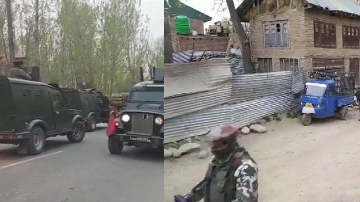 Jammu-Kashmir : जम्मू-काश्मीरमध्ये ३ दहशतवाद्यांना कंठस्नान