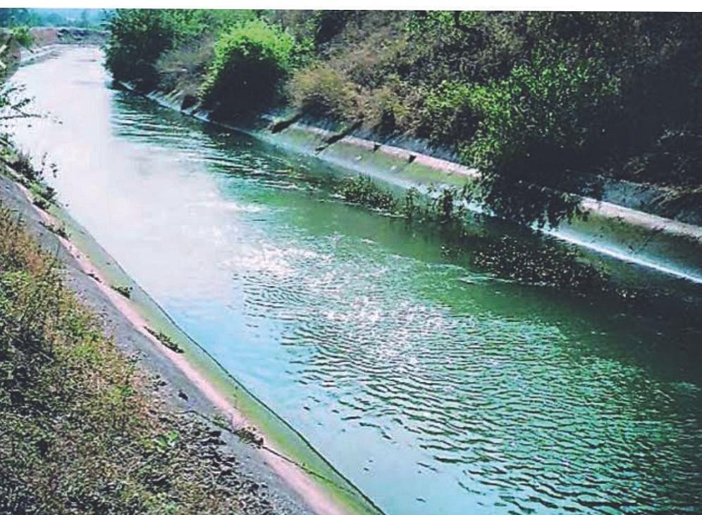 नेवासा तालुक्यातील टेलच्या भागाला 30 वर्षानंतर सलग दुसर्यावर्षी पूर्ण दाबाने पाणी