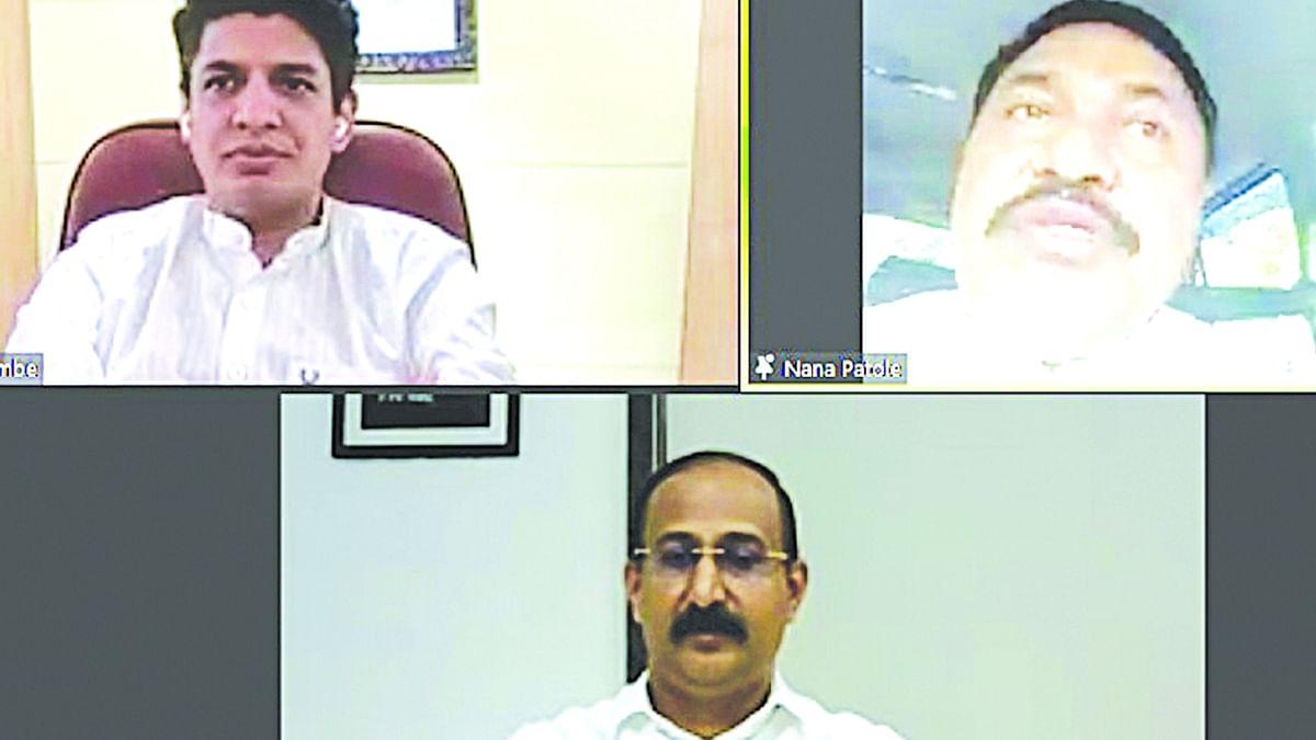 महाराष्ट्र युवक काँग्रेसतर्फे 25 हजार रक्तपिशव्या संकलनाचा संकल्प