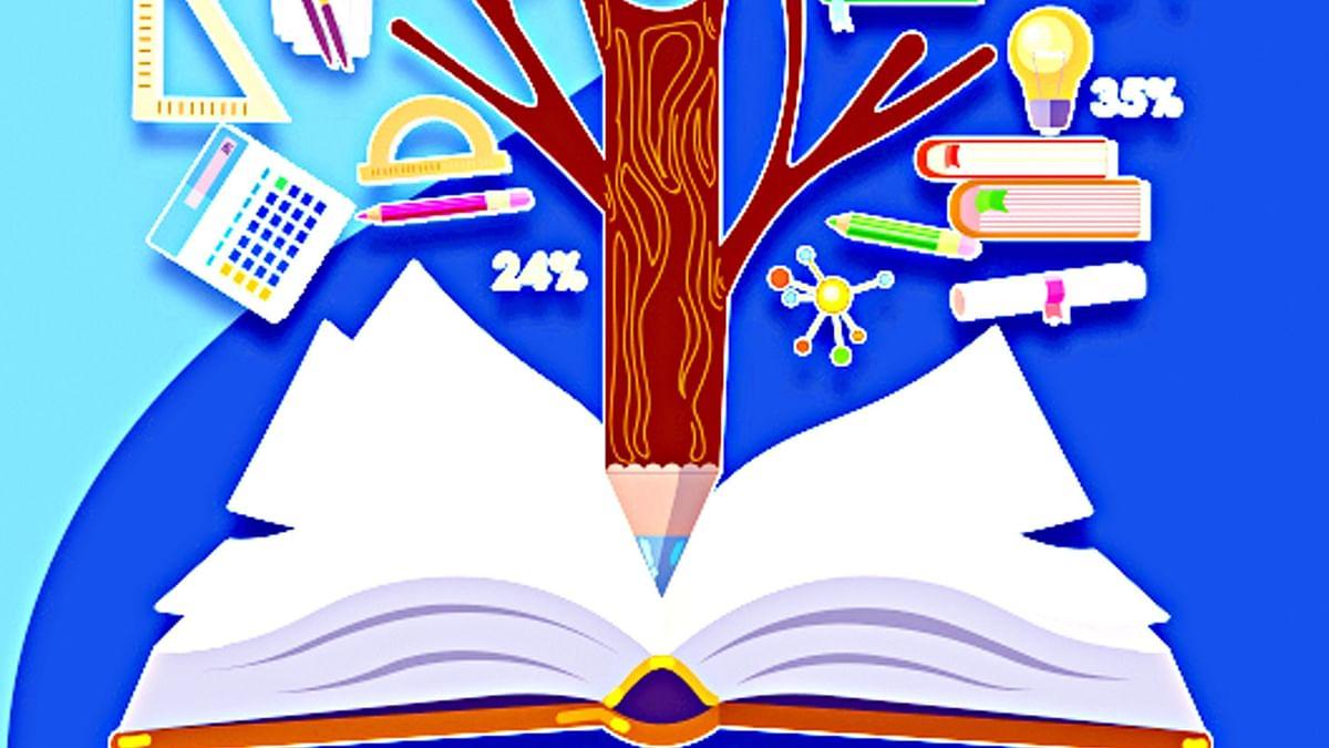 Reading calms the soul