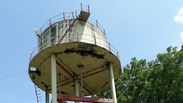 आश्वी खुर्दची पाणीपुरवठा योजना आठ वर्षांपासून धूळ खात पडून