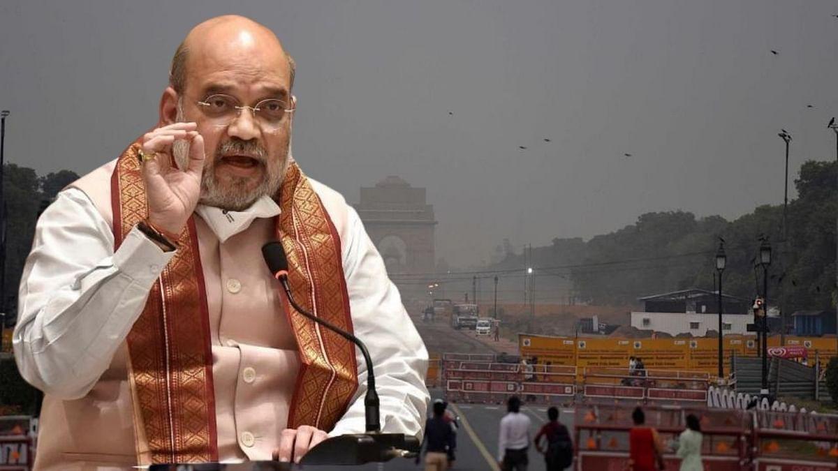 करोना संकट : दिल्लीत एका आठवड्याचा 'कर्फ्यू' तर देशव्यापी लॉकडाऊनबाबत गृहमंत्री अमित शहा म्हणतात...