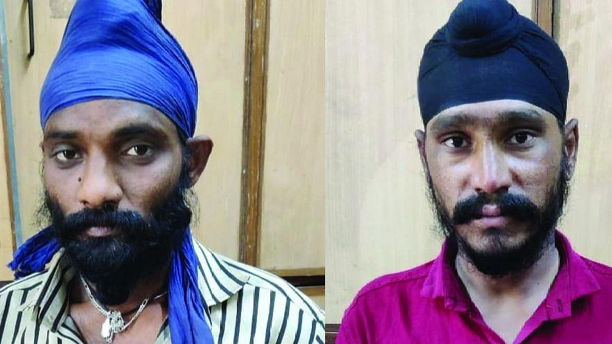 घरफोडी करणार्या दोघांना स्थानिक गुन्हे शाखेकडून अटक