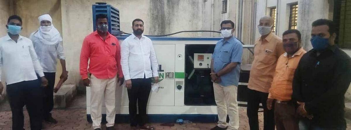 पेठ ग्रामीण रुग्णालयासाठी जनरेटरची मागणी मंजूर
