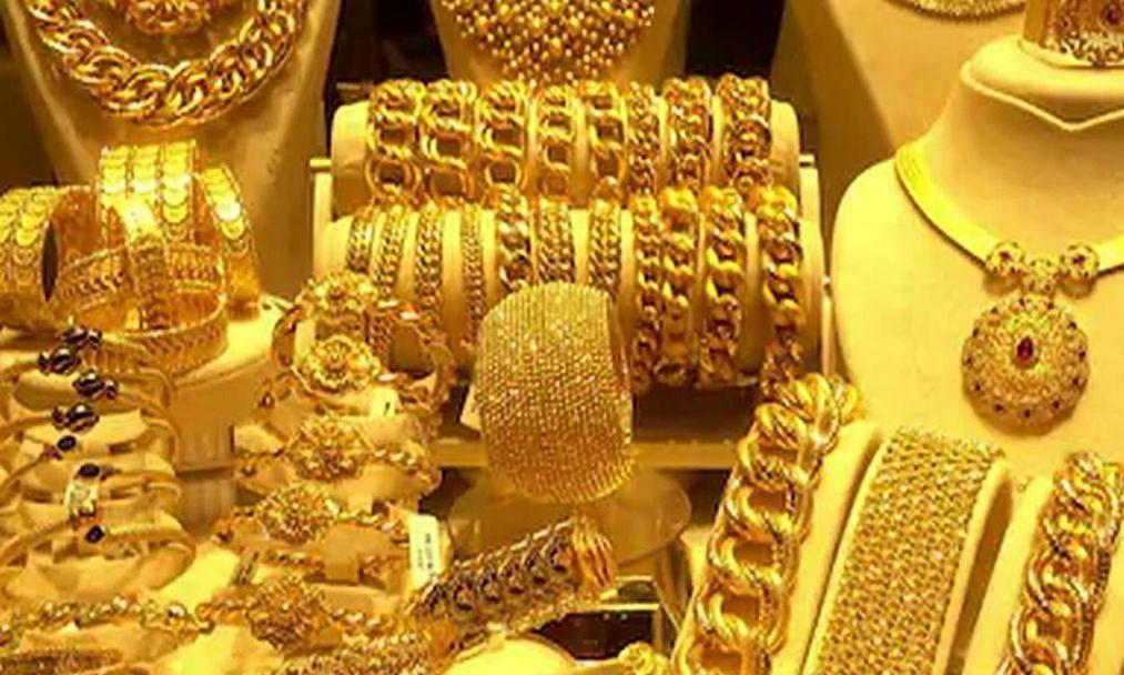 Gold, silver glitter fades