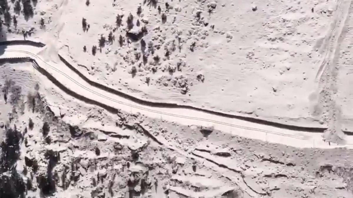 उत्तराखंडमध्ये हिमस्खलन; ८ जणांचा मृत्यू, बचावकार्य सुरु