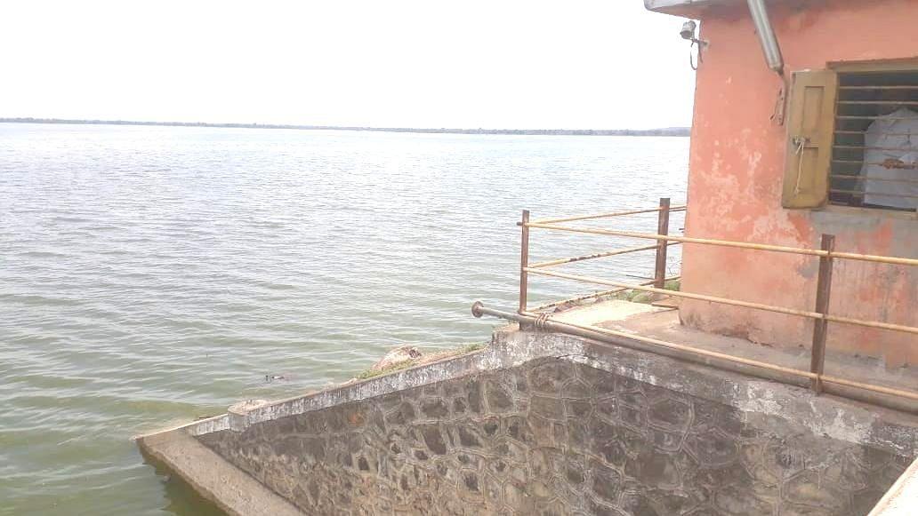 जिल्ह्यातील धरणांत ३१ टक्के जलसाठा