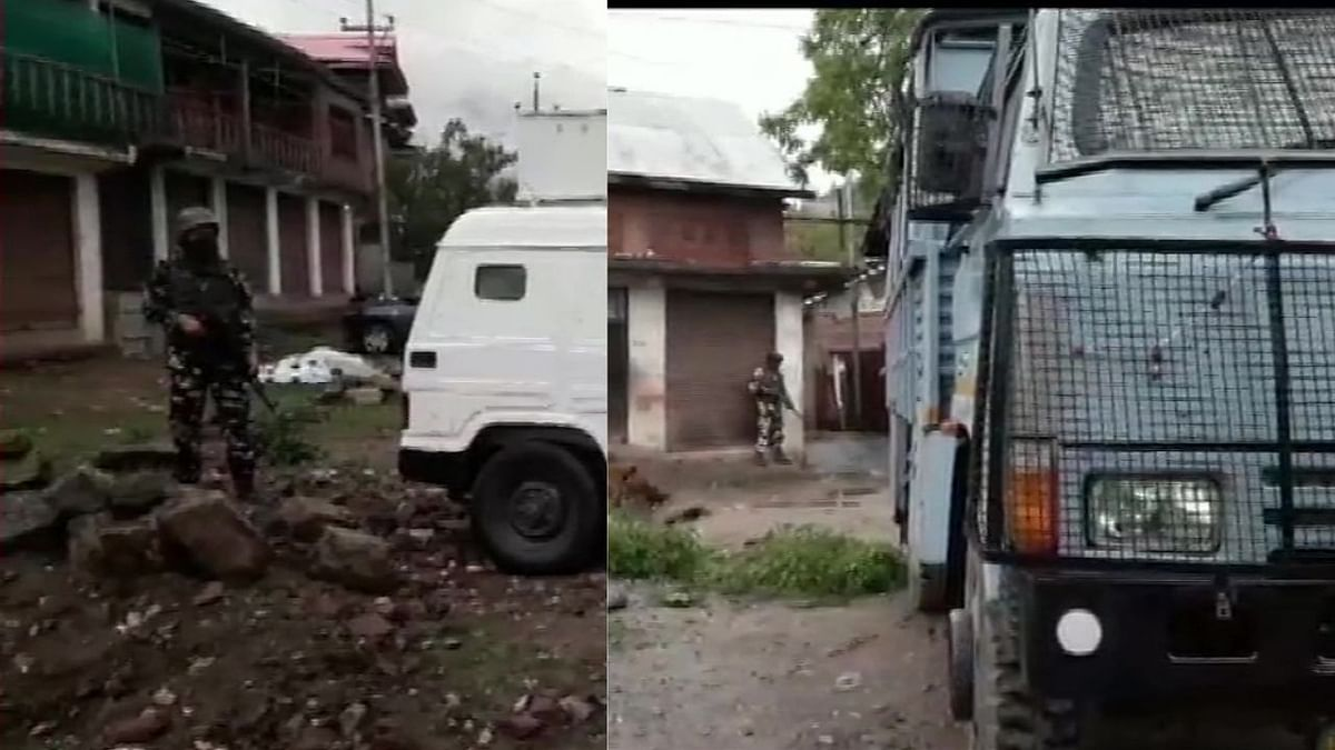 जम्मू-काश्मीर : सुरक्षा दलाला मोठे यश!
