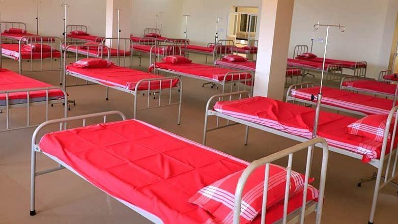 चांगली बातमी : कधी बेड मिळणे होते अशक्य आता नंदुरबार जिल्हयात 1102 बेड रिकामे