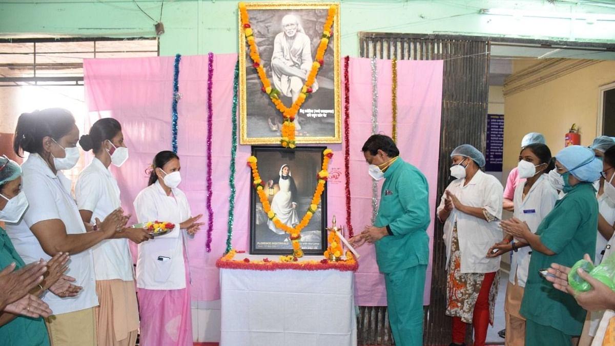 परिचारिकांचे कार्य सुवर्णाक्षरांत नोंद व्हावे : डॉ. जयप्रकाश रामानंद