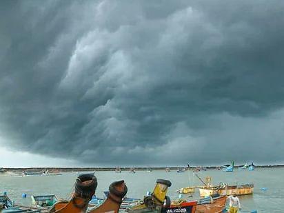 Cyclone Shaheen : 'गुलाब'नंतर आता 'शाहीन' चक्रीवादळाचा धोका