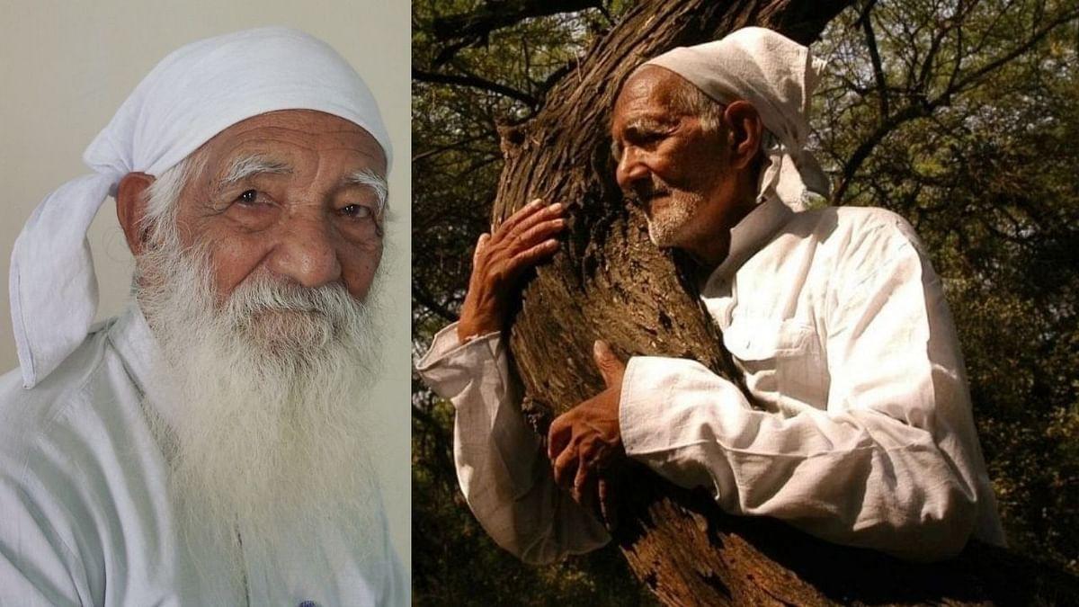 ज्येष्ठ पर्यावरणवादी, हिमालय रक्षक 'सुंदरलाल बहुगुणा' यांचं निधन