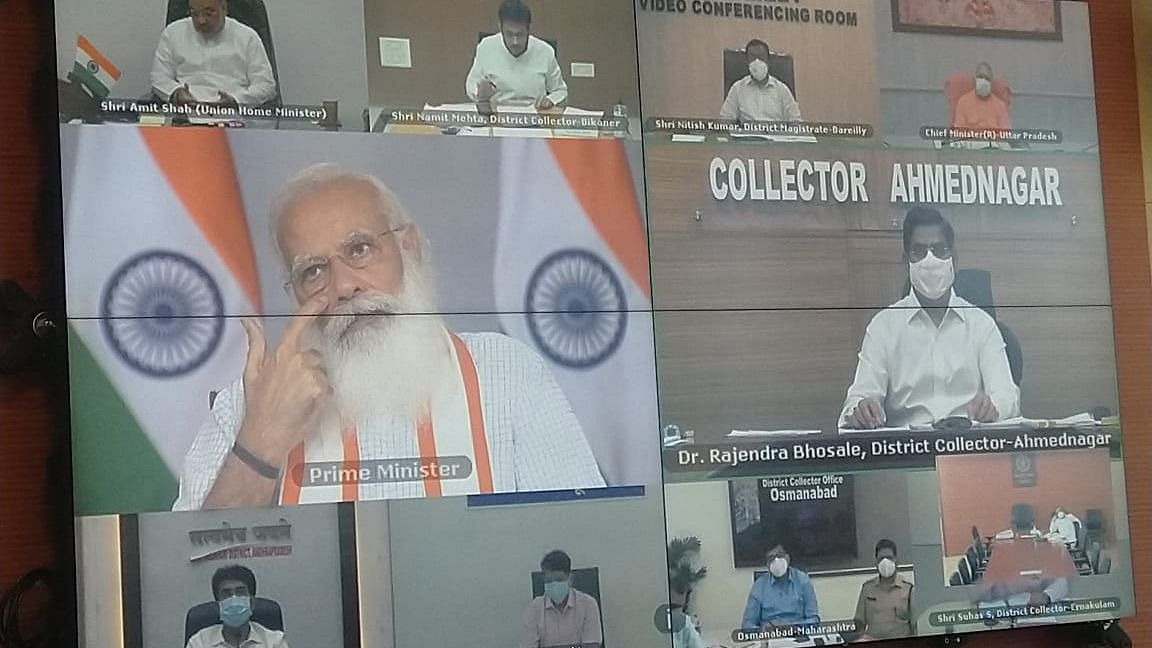Form team of child specialists on district level: Modi
