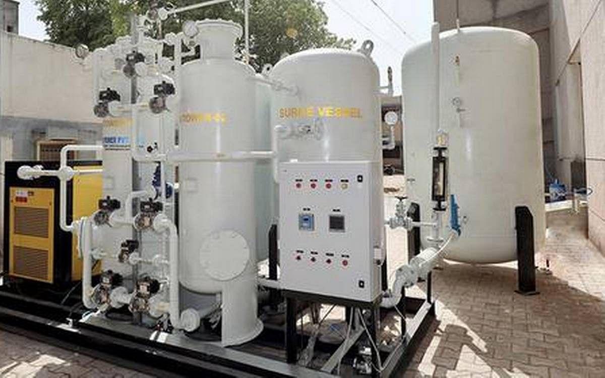 राहाता ग्रामीण रूग्णालयात सुमारे 1 कोटी 53 लाख रुपयांचा ऑक्सीजन प्रकल्पास मंजुरी