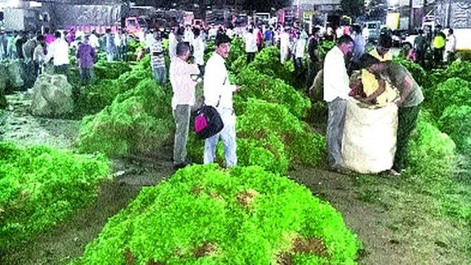 Nashik APMC suffers revenue loss of Rs 50 lakh