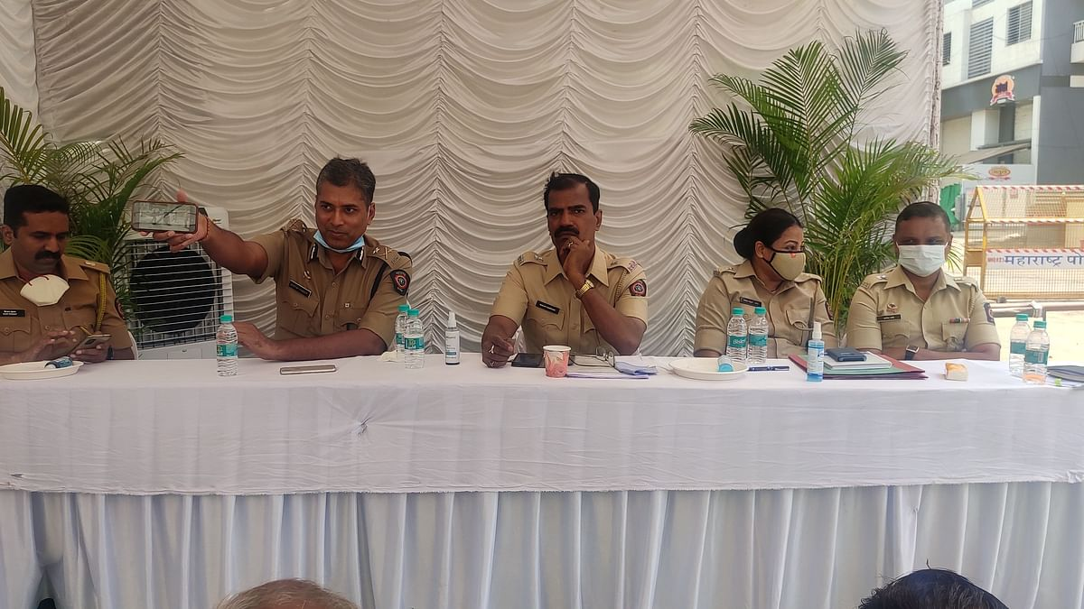 CP boosts the morale of special police officers