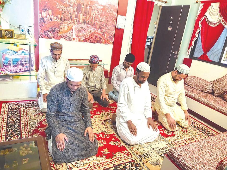 यंदा रमजान ईद साध्या पध्दतीने साजरी