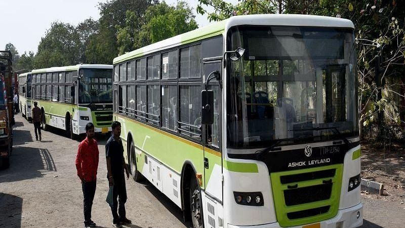 MSRTC to set up an electric charging station at bus depots