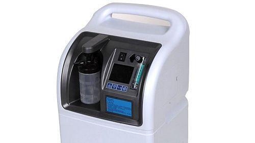 जिल्हा रूग्णालयास २५ ऑक्सिजन कॉन्सन्ट्रेटर व ५ 'बीआयपीएपी' यंत्र