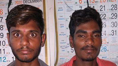 दुचाकी चोरली अन् अवघ्या १२ तासात दुचाकीसह दोघांना अटक
