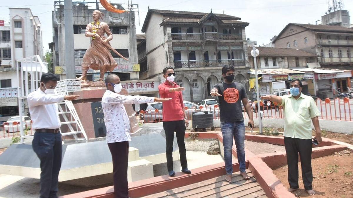Video : मराठा आरक्षण रद्दचे नाशकात पडसाद; सरकारचा निषेध