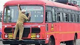 25% govt transport through ST
