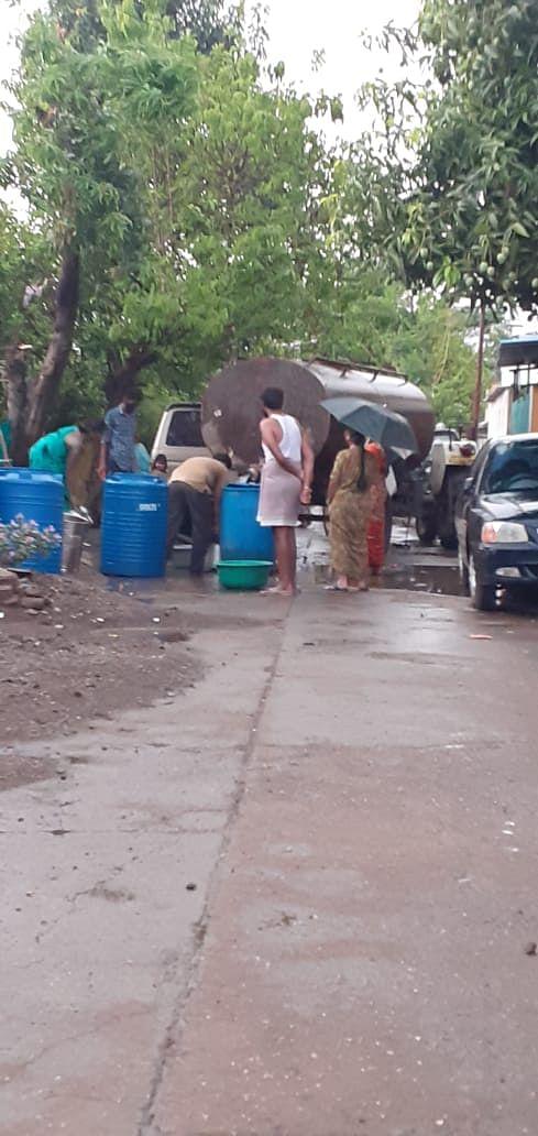 लासलगावसह १६ गावांना पाणी टंचाई