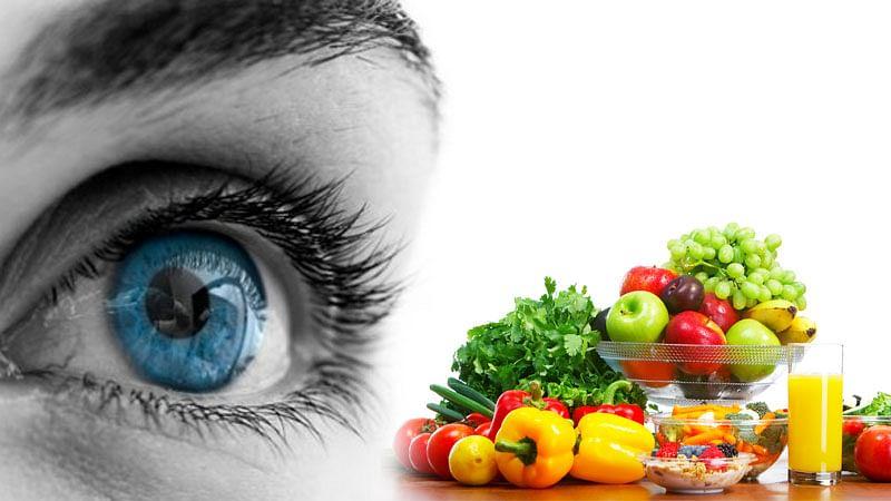 योग्य आहाराने राखा डोळ्यांचे आरोग्य