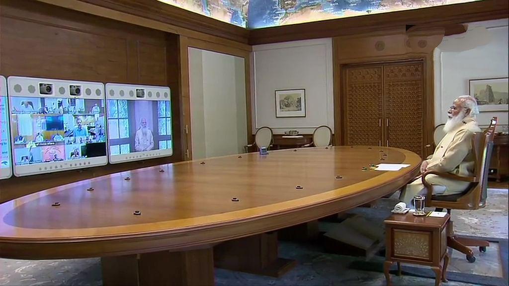 'यास' चक्रीवादळाचे संकट; पंतप्रधान मोदींनी घेतली उच्चस्तरीय बैठक