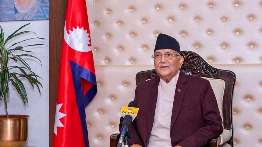 नेपाळच्या पंतप्रधानपदी पुन्हा केपी शर्मा ओली यांचीच नियुक्ती