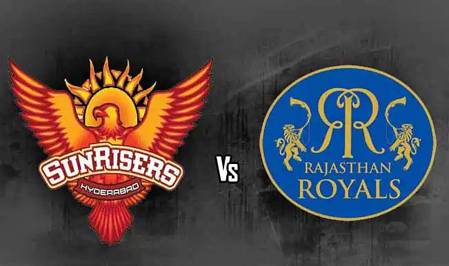 IPL21 : हैद्राबाद राजस्थान विजयाच्या मार्गावर परतणार ?