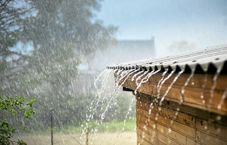 Rain Update : मुंबईत पावसाचा जोर वाढला