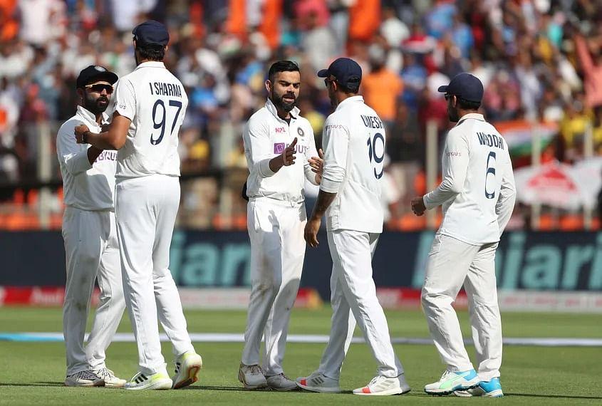टीम इंडियाचं अव्वल स्थान कायम