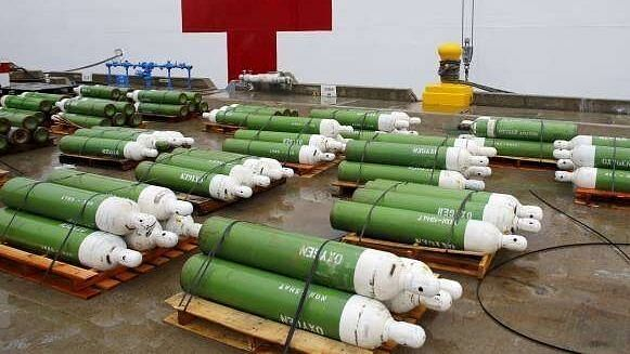 Oxygen supply to industries resumed