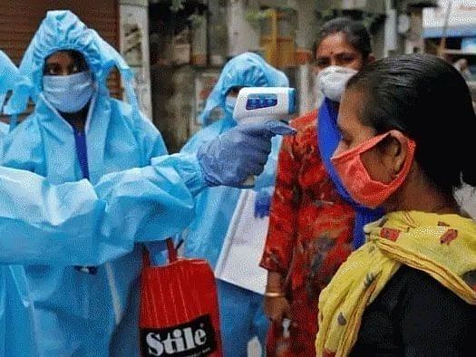 1,34,154 new nCoV cases, 26390584 cured in India