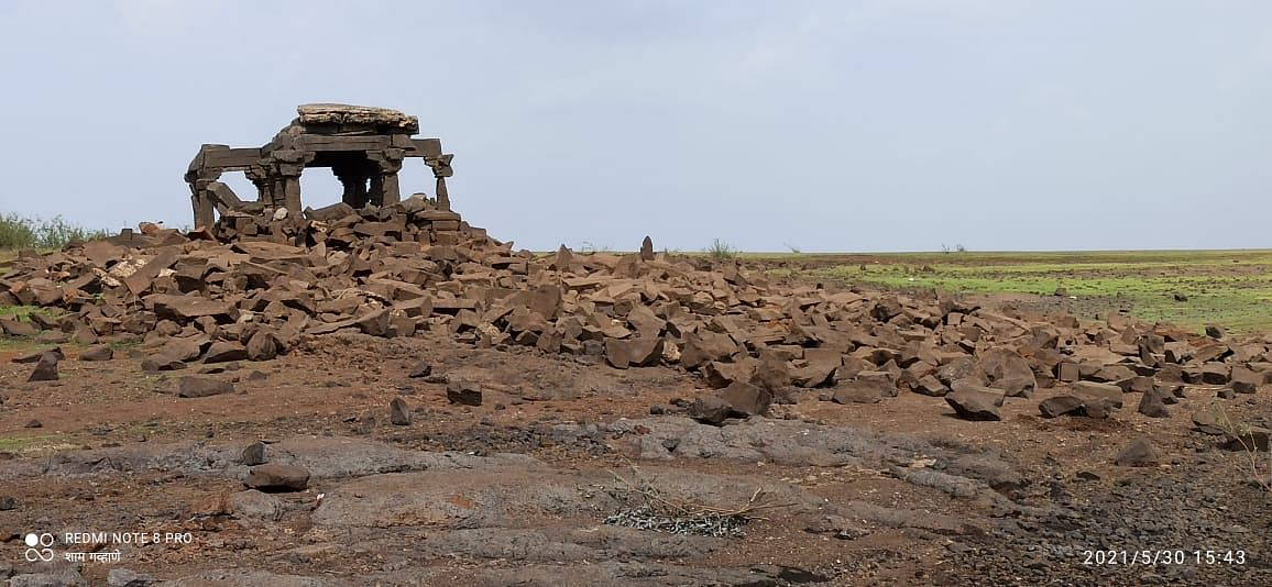मे महिन्यातच का दिसते हे मंदिर?; काय घडले ५७ वर्षांपूर्वी 'या' गावात? जाणून घ्या