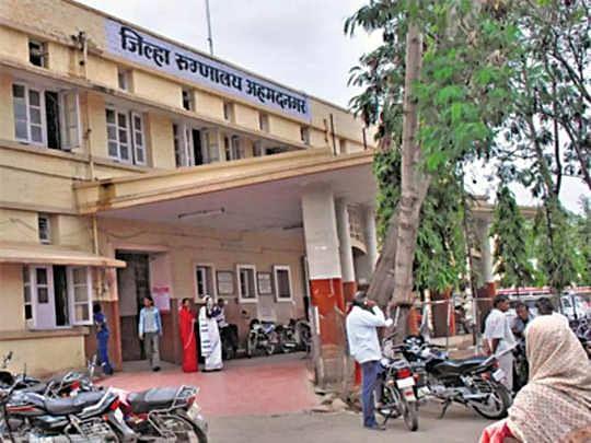 सिव्हील हॉस्पिटलमध्ये 18 वर्षांखालील मुलांसाठी 100 खाटांचा स्वतंत्र विभाग