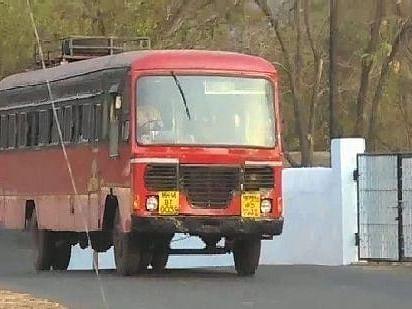 Nashik-Kolhapur bus service started