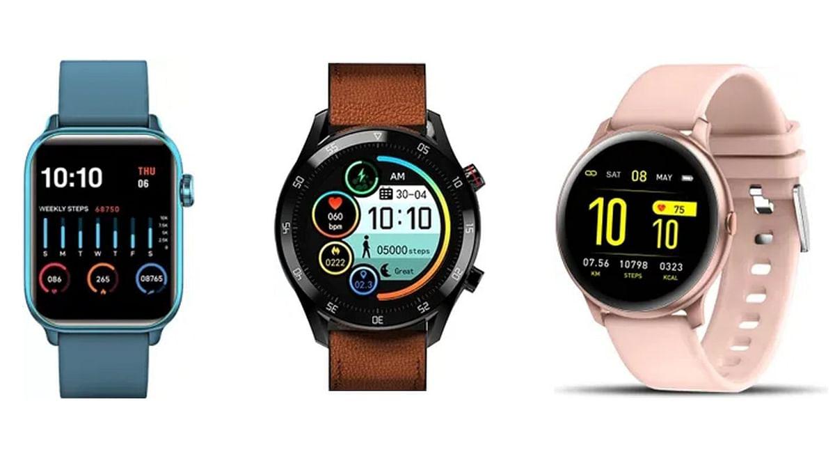 जियोनीचे ३ स्मार्टवॉच लॉन्च; जाणून घ्या वैशिष्ट्ये