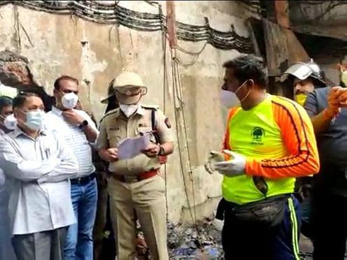 रासायनिक कंपनी आग प्रकरण : चौकशीनंतर दोषींवर कारवाई  - दिलीप वळसे पाटील
