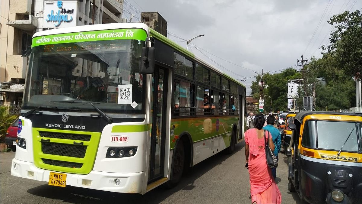 NMC starts trial of city bus service