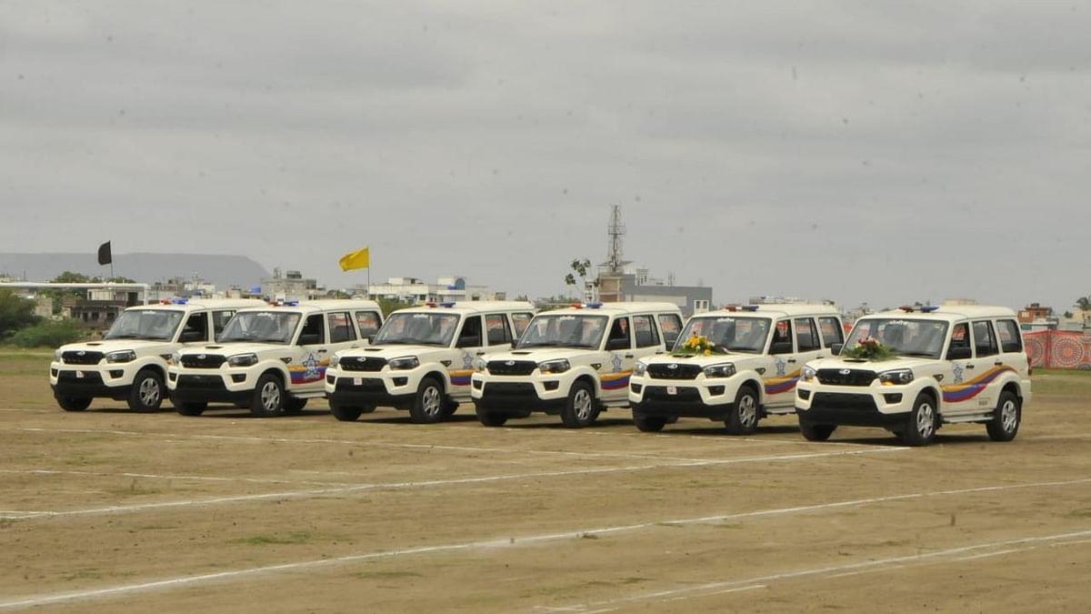 वाहनांमुळे पोलिसांच्या कार्यक्षमतेत  होणार वाढ