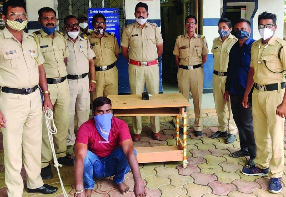 मोबाईल चोरी प्रकरणी सोनई येथील एकास अटक