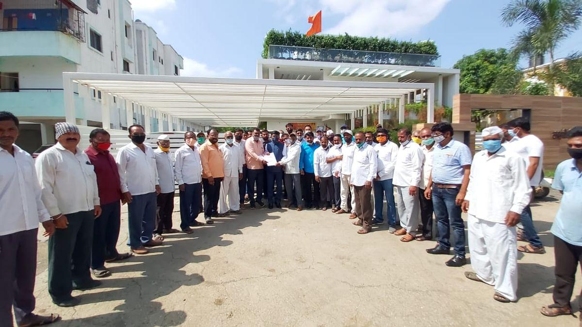 Villagers oppose Nashik-Pune semi speed railway