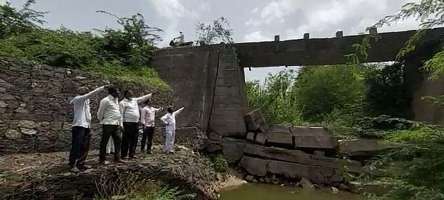 Video : मुळा नदीवरील केंदळ-मानोरी पूलाचे काम तात्काळ मार्गी लावा, अन्यथा आंदोलन