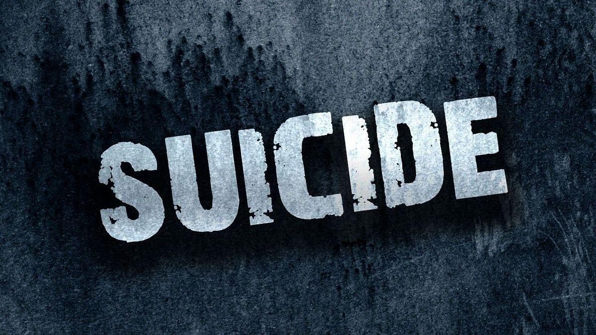 शहरात विविध ठिकाणी दोघांच्या आत्महत्या