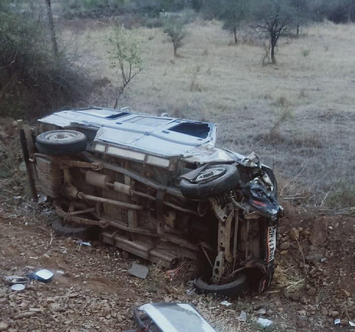 बोलेरो पिकअप- दुचाकी अपघातात एक ठार